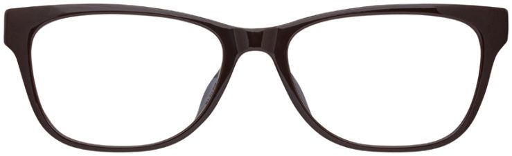 prescription-glasses-model-Armani-Exchange-AX3020F-Brown-Crème-Stripe-FRONT