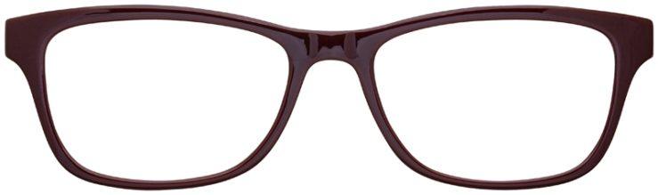 prescription-glasses-model-Armani-Exchange-AX3030-Burgundy-FRONT