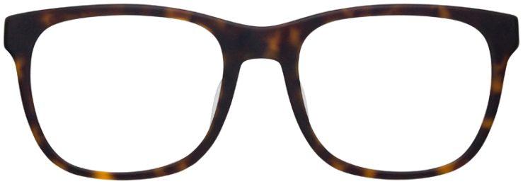 prescription-glasses-model-Armani-Exchange-AX3056F-Matte-Tortoise-FRONT