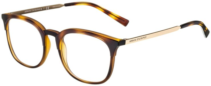 prescription-glasses-model-Armani-Exchange-AX3065-Tortoise-45