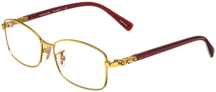 prescription-glasses-model-Coach-HC5083B-Gold-Burgundy-45