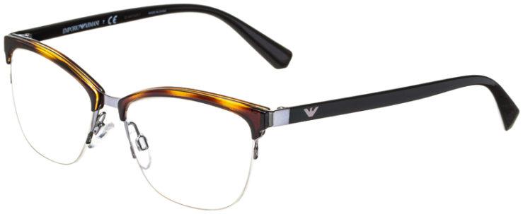 prescription-glasses-model-Emporio-Armani-EA1066-Tortoise-Black-45