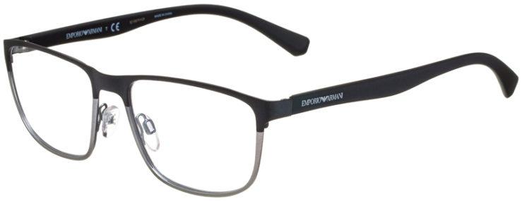 prescription-glasses-model-Emporio-Armani-EA1071-Matte-Black-Silver-45