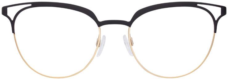 prescription-glasses-model-Emporio-Armani-EA1082-Black-Gold-FRONT