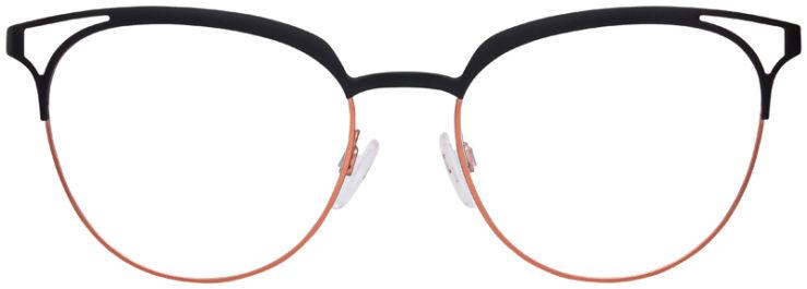prescription-glasses-model-Emporio-Armani-EA1082-Black-Pink-FRONT