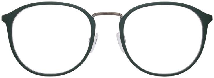 prescription-glasses-model-Emporio-Armani-EA1091-Matte-Green-FRONT