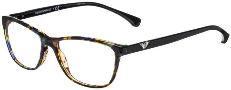 prescription-glasses-model-Emporio-Armani-EA3099-Blue-Tortoise-45