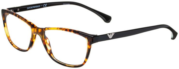 prescription-glasses-model-Emporio-Armani-EA3099-Havana-Tortoise-45