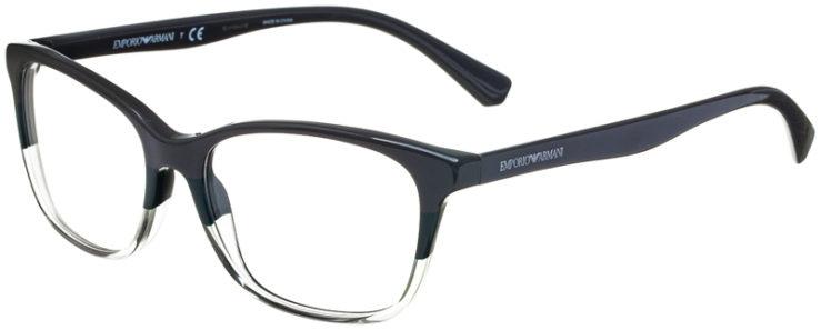 prescription-glasses-model-Emporio-Armani-EA3126-Grey-Gradient-Clear-45