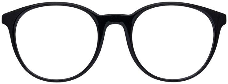 prescription-glasses-model-Emporio-Armani-EA3154-Black-FRONT