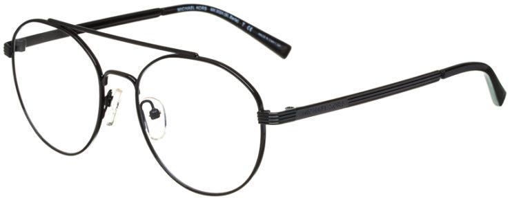 prescription-glasses-model-Michael-Kors-MK3024-Black-45