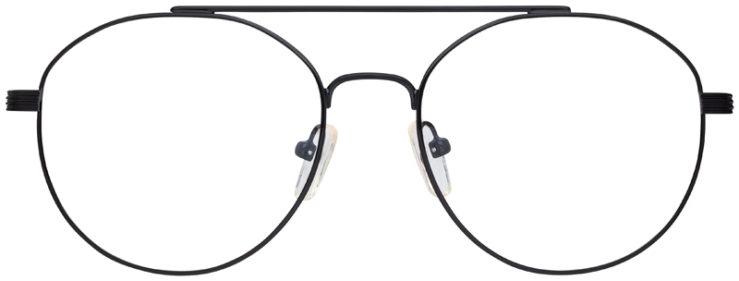 prescription-glasses-model-Michael-Kors-MK3024-Black-FRONT