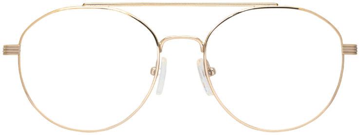 prescription-glasses-model-Michael-Kors-MK3024-Gold-FRONT