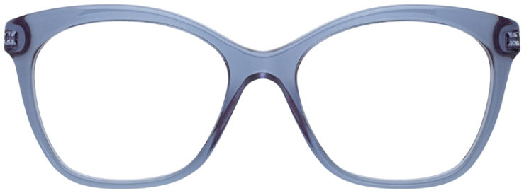 prescription-glasses-model-Michael-Kors-MK4057-Clear-Blue–FRONT