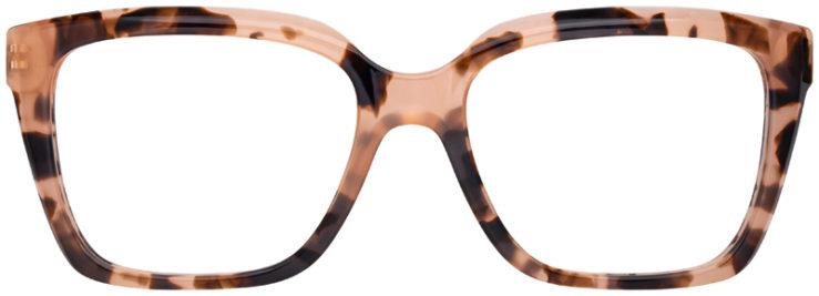 prescription-glasses-model-Michael-Kors-MK4068-Light-Pink-Tortoise-FRONT