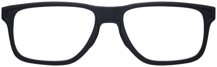 prescription-glasses-model-Oakely-Sunder-Satin-Black–FRONT