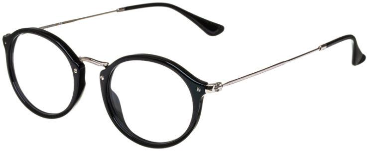 prescription-glasses-model-Ray-Ban-RB2547V-Black-45