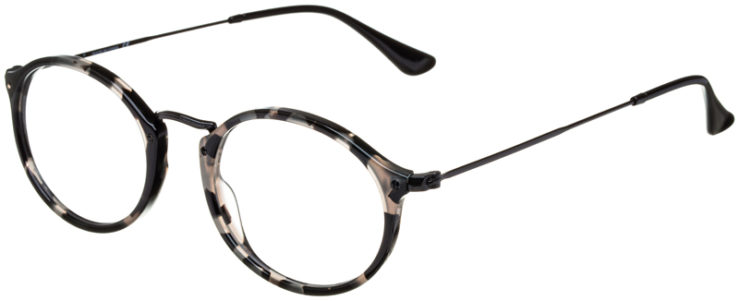 prescription-glasses-model-Ray-Ban-RB2547V-Grey-Tortoise-45