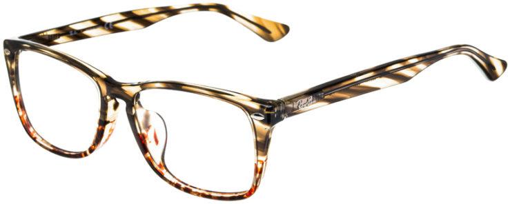 prescription-glasses-model-Ray-Ban-RB5228MF-Striped-Grey-Gradient-Red–45