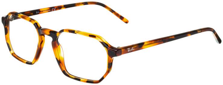 prescription-glasses-model-Ray-Ban-RB5370-Havana-Tortoise-45