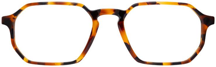 prescription-glasses-model-Ray-Ban-RB5370-Havana-Tortoise-FRONT