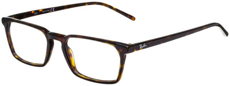 prescription-glasses-model-Ray-Ban-RB5372-Yellow-Tortoise-45