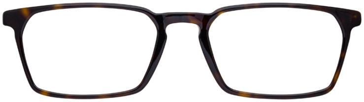 prescription-glasses-model-Ray-Ban-RB5372-Yellow-Tortoise-FRONT
