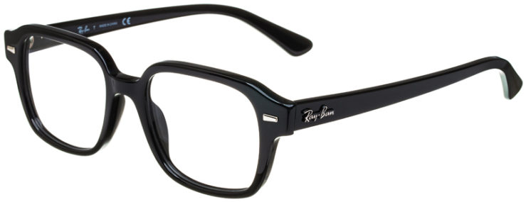 prescription-glasses-model-Ray-Ban-RB5382-Black-45