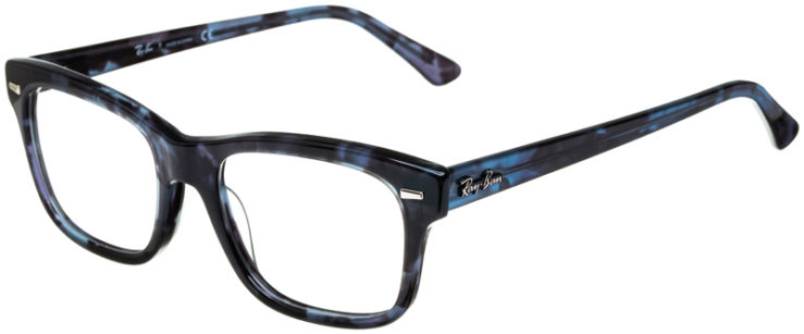 prescription-glasses-model-Ray-Ban-RB5383-Black-45