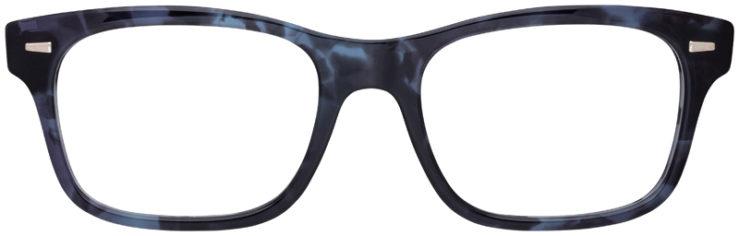 prescription-glasses-model-Ray-Ban-RB5383-Black-FRONT
