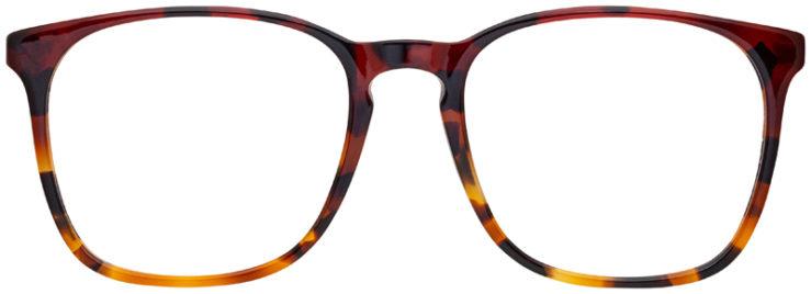 prescription-glasses-model-Ray-Ban-RB5387-Havana-Tortoise-FRONT