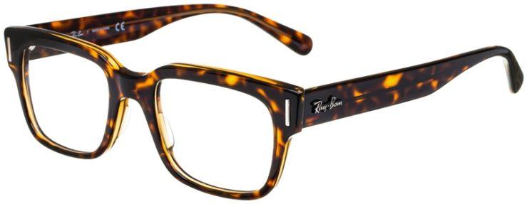 prescription-glasses-model-Ray-Ban-RB5388-Tortoise-45