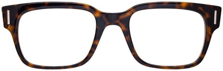 prescription-glasses-model-Ray-Ban-RB5388-Tortoise-FRONT