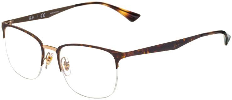 prescription-glasses-model-Ray-Ban-RB6433-Havana-Tortoise-45
