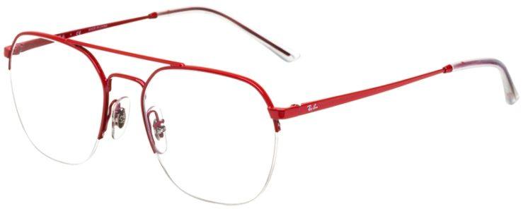 prescription-glasses-model-Ray-Ban-RB6444-Red-45
