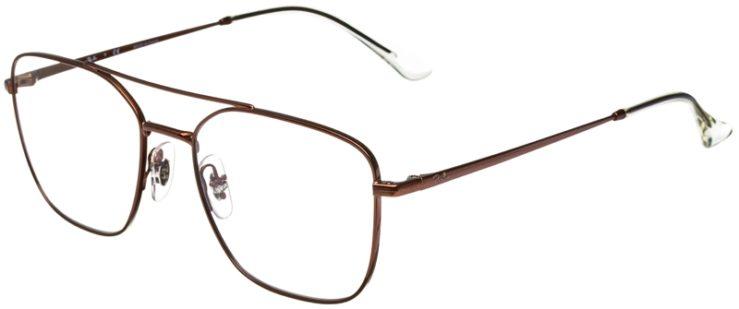 prescription-glasses-model-Ray-Ban-RB6450-Bronze-45