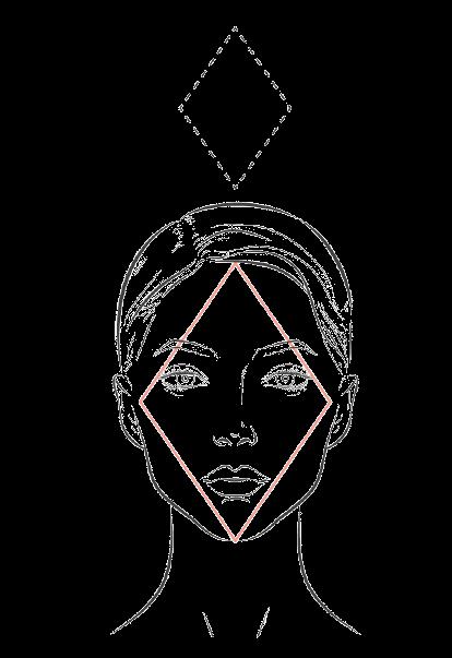 Diamond-face-shape-glasses