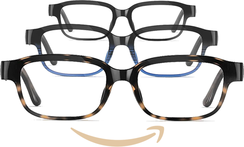 PRESCRIPTION LENSES for Amazon Echo Frames