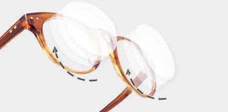 New lenses for old frames