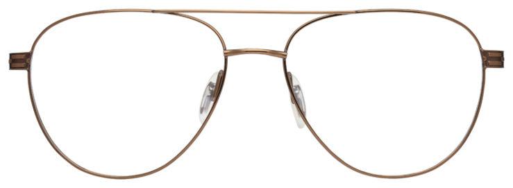 prescription-glasses-model-Autoflex-A110-Brown-FRONT