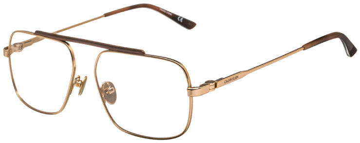 prescription-glasses-model-Calvin-Klein-CK18106-Gold-Brown-45