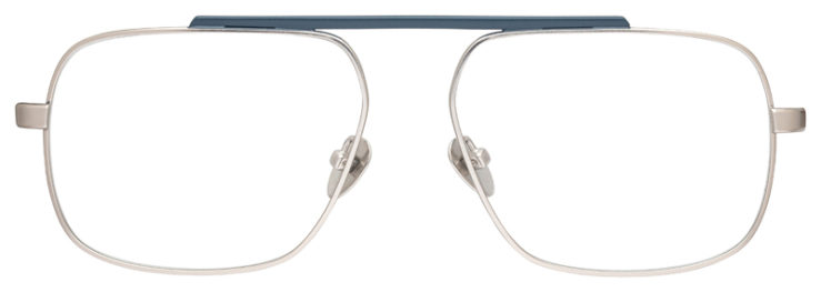 prescription-glasses-model-Calvin-Klein-CK18106-Silver-Navy-FRONT