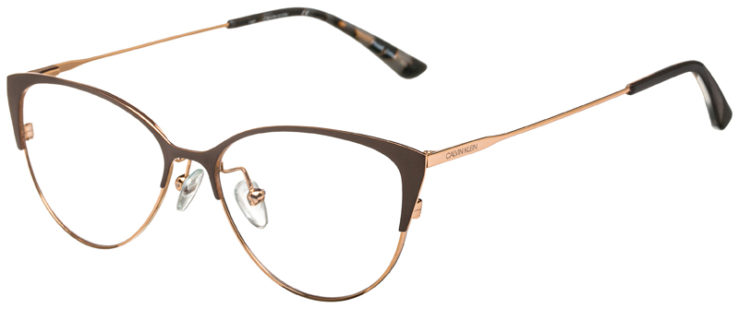 prescription-glasses-model-Calvin-Klein-CK18120-Satin-Brown-45