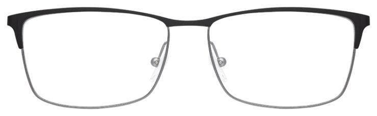 prescription-glasses-model-Calvin-Klein-CK18122-Satin-Black-FRONT