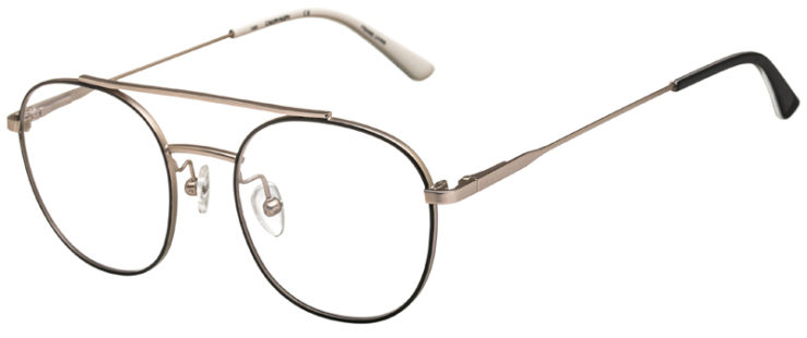 prescription-glasses-model-Calvin-Klein-CK18123-Matte-Black-Silver-45
