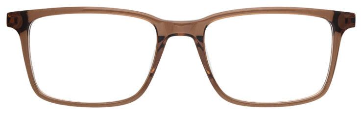 prescription-glasses-model-Calvin-Klein-CK18707-Clear-Brown-FRONT