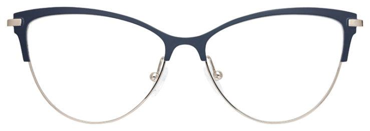 prescription-glasses-model-Calvin-Klein-CK19111-Navy-Silver-FRONT