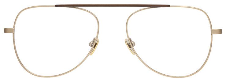 prescription-glasses-model-Calvin-Klein-CK19152-Satin-Gold-FRONT