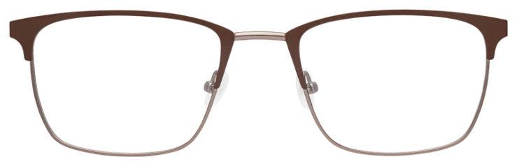 prescription-glasses-model-Calvin-Klein-CK19311-Matte-Brown-FRONT