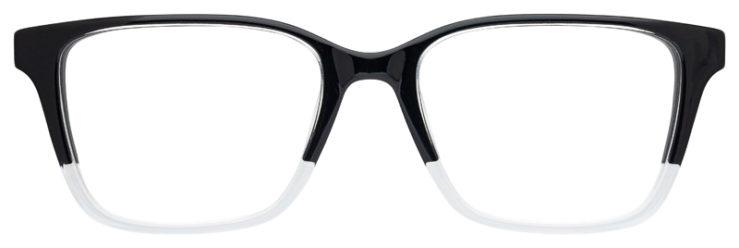 prescription-glasses-model-Calvin-Klein-CK19506-Black-Clear-FRONT